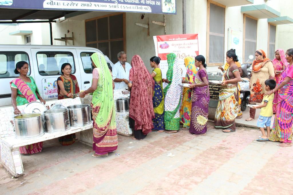 Tiffin Service in Hospital